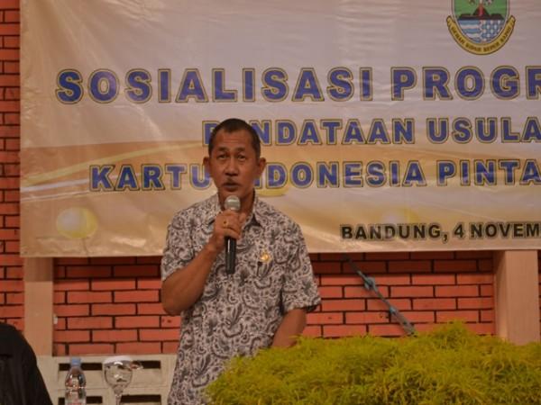 PROGRAM PRIORITAS PENDATAAN USULAN PENERIMA KARTU INDONESIA PINTAR SMA TAHUN 2017